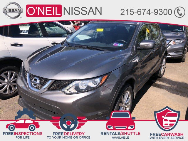 2017 Nissan Rogue Sport SV AWD SV Regular Unleaded I-4 2.0 L/122 [9]