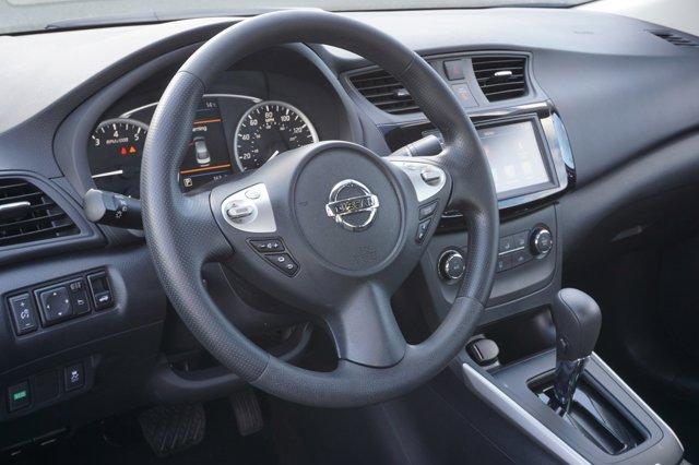 Used 2019 Nissan Sentra S CVT