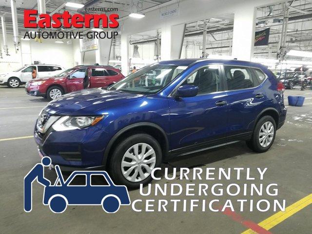 2016 Nissan Rogue SV Premium Sport Utility