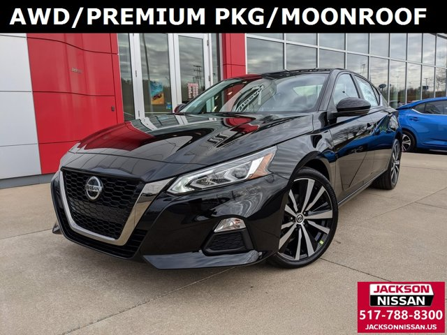 New 2021 Nissan Altima in Jackson, MI