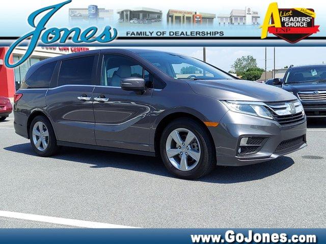 Used 2020 Honda Odyssey EX-L Auto