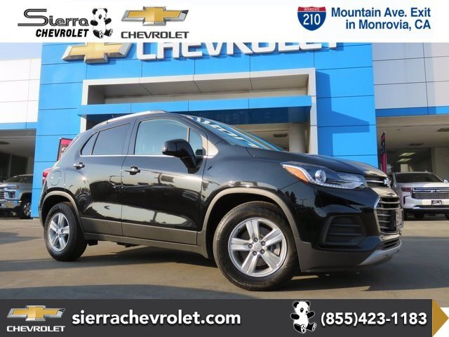2020 Chevrolet Trax LT FWD 4dr LT Turbocharged Gas 4-Cyl 1.4L/ [4]