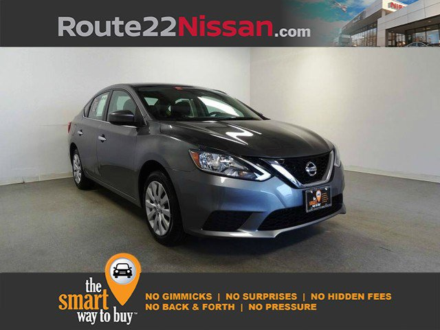 2017 Nissan Sentra S S CVT Regular Unleaded I-4 1.8 L/110 [15]