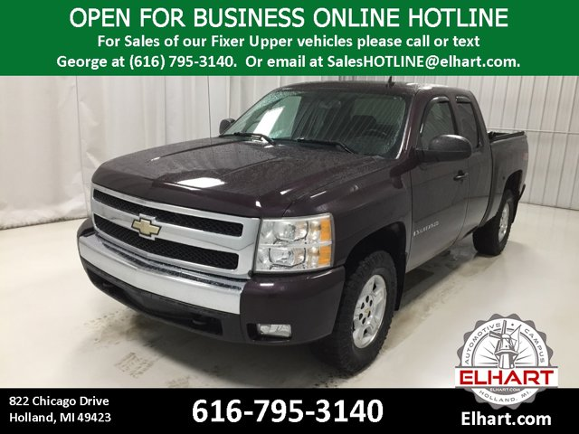 Used 2008 Chevrolet Silverado 1500 in Holland, MI