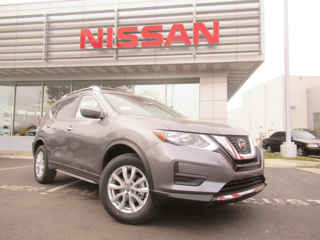 New 2020 Nissan Rogue in Kansas City, MO