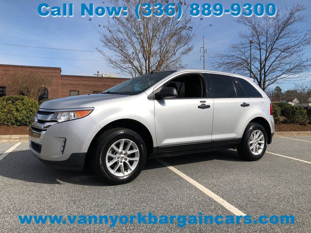 Used 2014 Ford Edge in High Point, NC