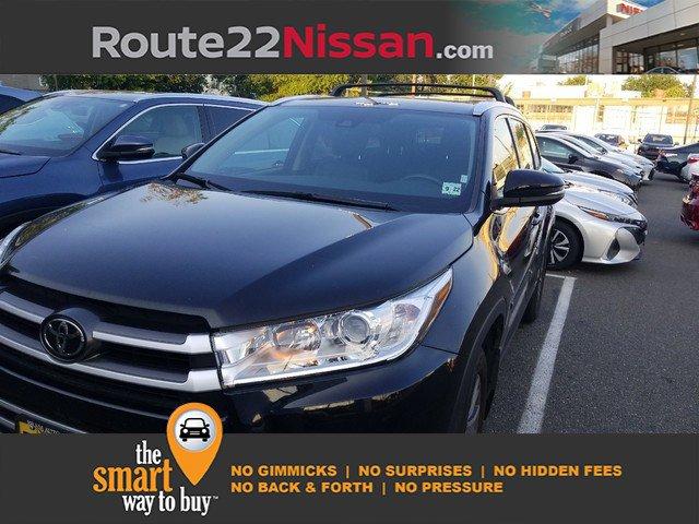 2017 Toyota Highlander XLE XLE V6 AWD Regular Unleaded V-6 3.5 L/211 [4]