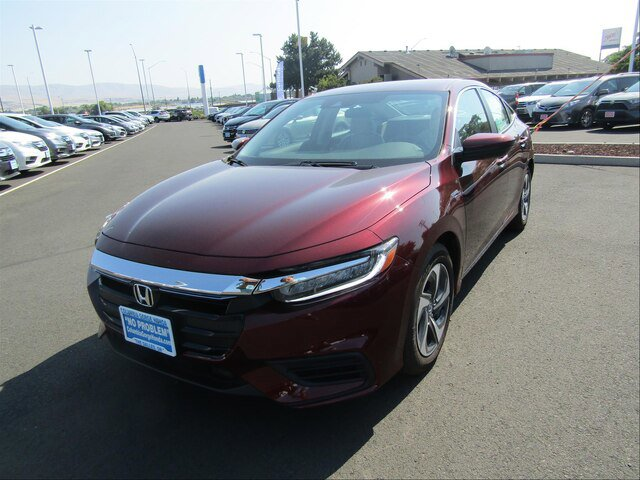 New 2019 Honda Insight in The Dalles, OR