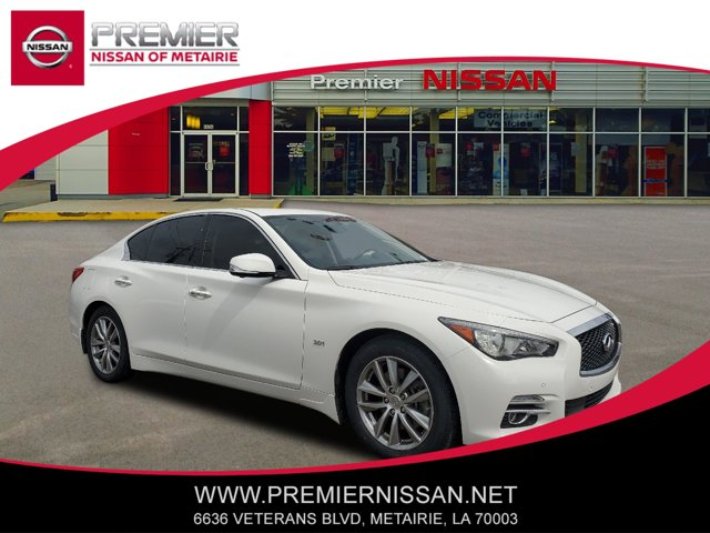 Used 2017 INFINITI Q50 in Metairie, LA