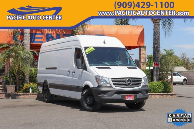 Used 2017 Mercedes-Benz Sprinter 2500 in Fontana, CA