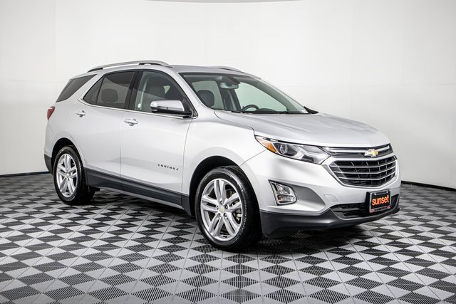 Used 2019 Chevrolet Equinox in Sumner, WA