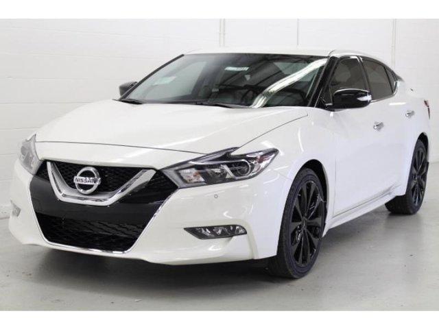 New 2017 Nissan Maxima in SPOKANE, WA