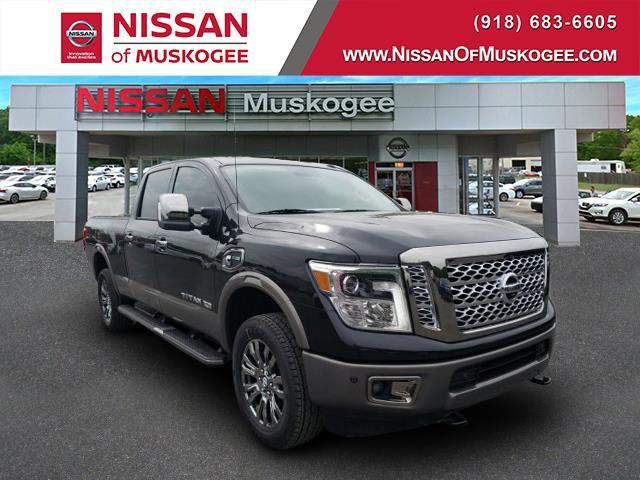 New 2019 Nissan Titan XD in Muskogee, OK