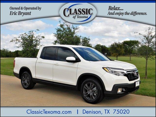 New 2019 Honda Ridgeline in Denison, TX