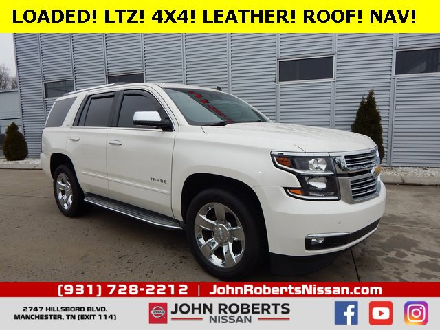 Used 2015 Chevrolet Tahoe in Manchester, TN