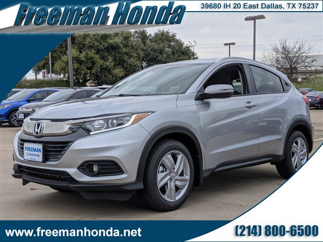 New 2020 Honda HR-V in Dallas, TX