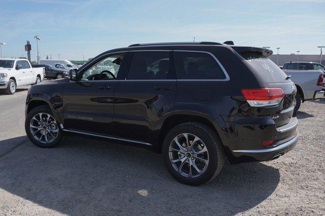 New 2021 Jeep Grand Cherokee Summit 4x4