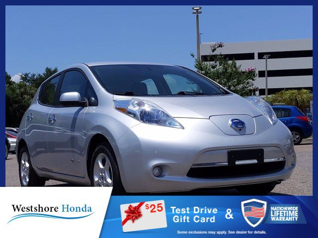 Used 2013 Nissan LEAF in Tampa, FL