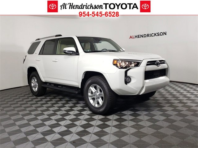 New 2020 Toyota 4Runner in Coconut Creek, FL