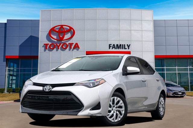 Used 2017 Toyota Corolla in Arlington, TX