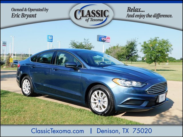 Used 2018 Ford Fusion in Denison, TX