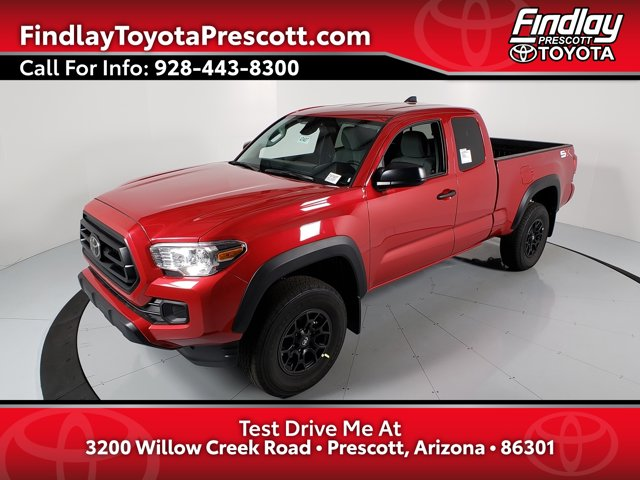 2021 Toyota Tacoma SR SR Access Cab 6′ Bed V6 AT Regular Unleaded V-6 3.5 L/211 [0]