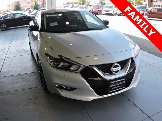 New 2017 Nissan Maxima in Columbus, GA