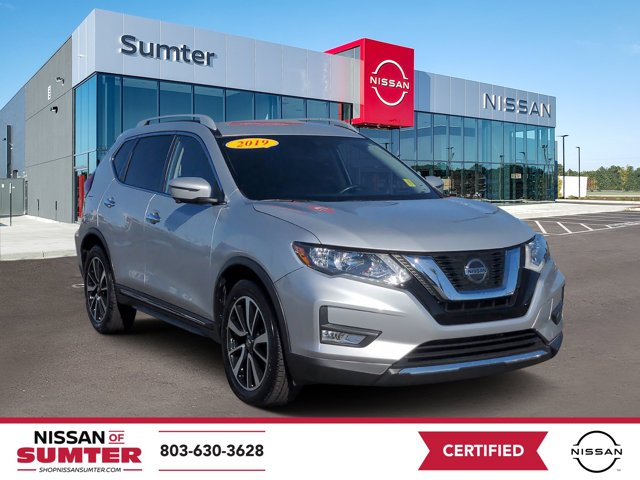 2019 Nissan Rogue SL FWD SL Regular Unleaded I-4 2.5 L/152 [5]