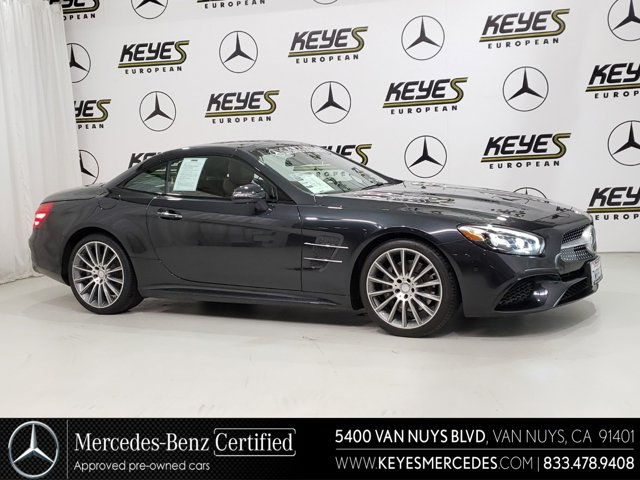 Used 2017 Mercedes-Benz SL in , CA
