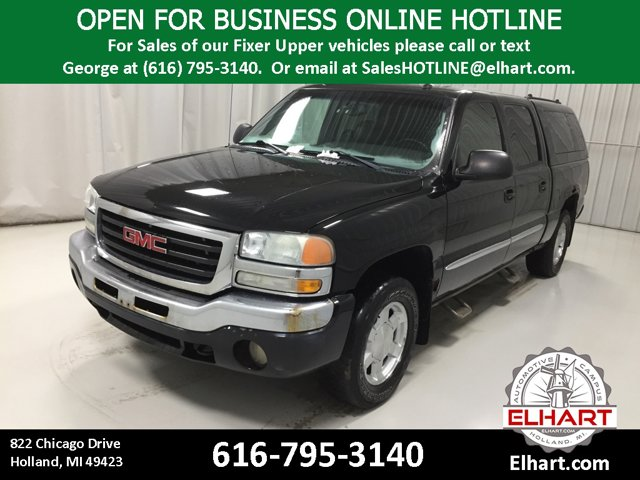 Used 2004 GMC Sierra 1500 Crew Cab in Holland, MI