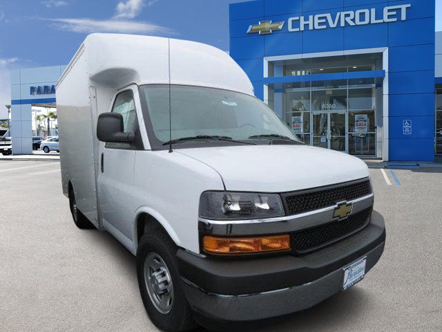 2019 Chevrolet Express Commercial Cutaway 3500 Van 139″ Gas V8 6.0L/364 [2]