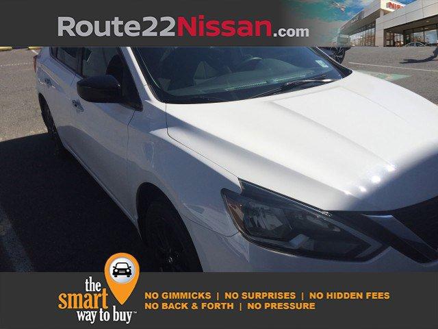 2018 Nissan Sentra S S CVT Regular Unleaded I-4 1.8 L/110 [18]