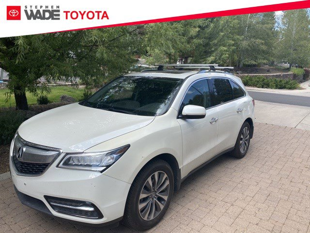 Used 2016 Acura MDX with Tech