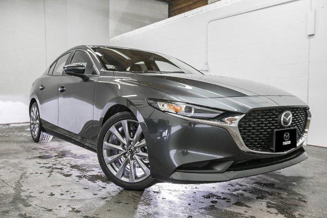 New 2020 Mazda Mazda3 Sedan FWD w-Select Pkg 4dr Car