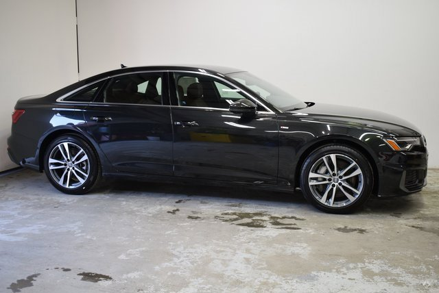 New 2019 Audi A6 in Lynnwood, WA