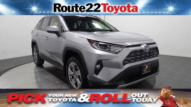 New 2020 Toyota RAV4 Hybrid in Hillside, NJ