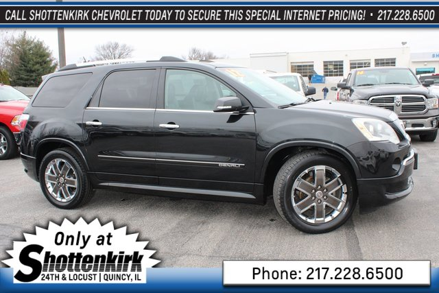 Used 2012 GMC Acadia in Quincy, IL