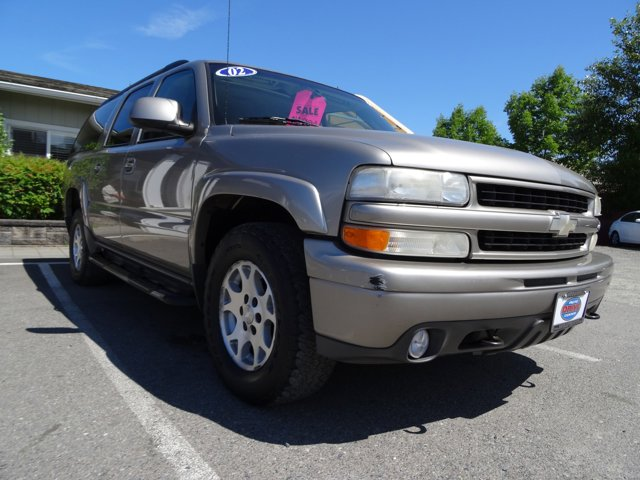 Used 2002 Chevrolet Suburban 4dr 1500 4WD Z71