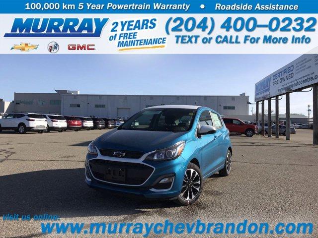 2021 Chevrolet Spark 1LT 4dr HB CVT 1LT Gas I4 1.4L/85.4 [4]