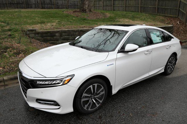 New 2020 Honda Accord Hybrid in High Point, NC