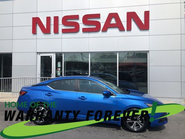 2020 Nissan Sentra SV SV CVT Regular Unleaded I-4 2.0 L/122 [5]