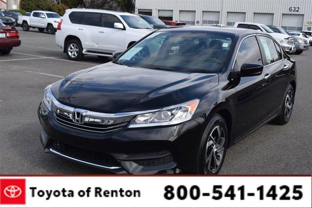 Used 2017 Honda Accord Sedan in Renton, WA
