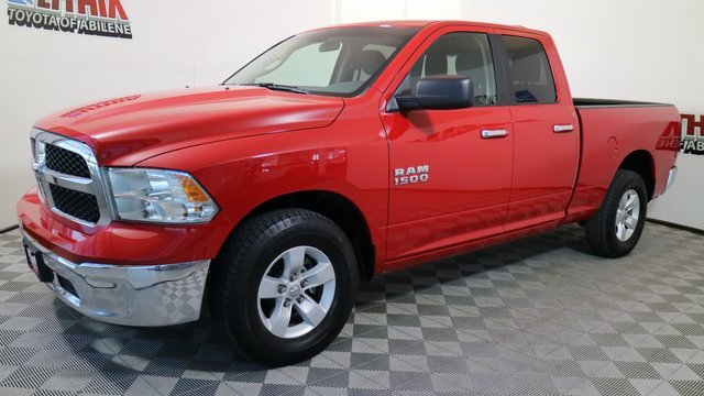 Used 2018 Ram 1500 in Abilene, TX