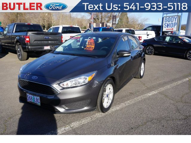 Used 2017 Ford Focus in Medford, OR