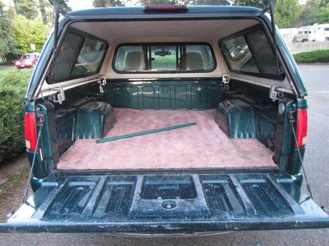 Used 1998 Chevrolet S-10 Reg Cab 108 WB LS