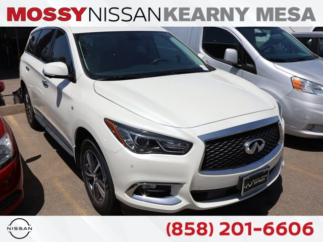 2018 Infiniti Qx60 Base FWD Premium Unleaded V-6 3.5 L/213 [4]
