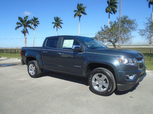 New 2019 Chevrolet Colorado in Punta Gorda, FL
