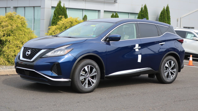 2020 Nissan Murano S AWD S Regular Unleaded V-6 3.5 L/213 [10]