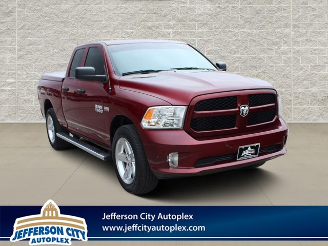Used 2017 Ram 1500 in Jefferson City, MO