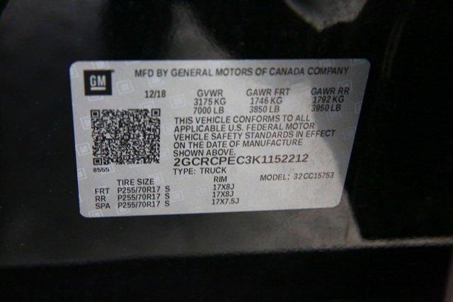2019 Chevrolet Silverado 1500 LD for sale 122537 30